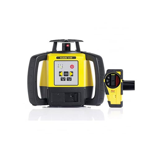Nivel Laser Leica Rugby 640G