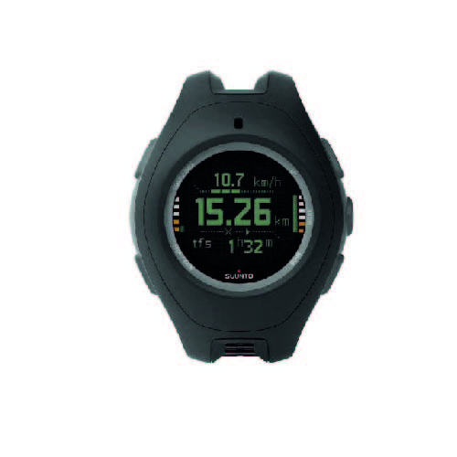 Reloj Suunto X10 Military Black