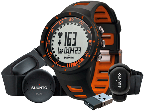 Reloj Suunto Quest Running Pack Orange