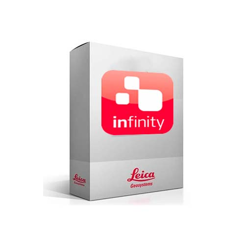 Software Leica Infinity